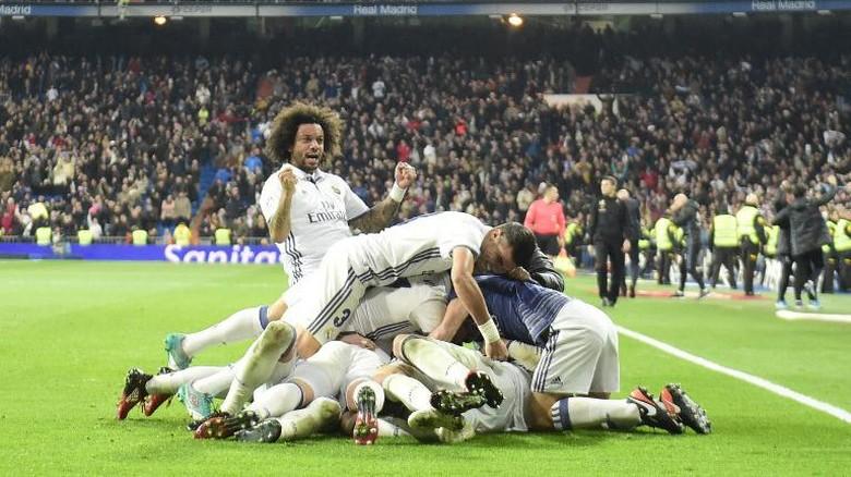 """Bandar Bola - Madrid Buat Rekor Baru Usai Kalahkan Deportivo"""