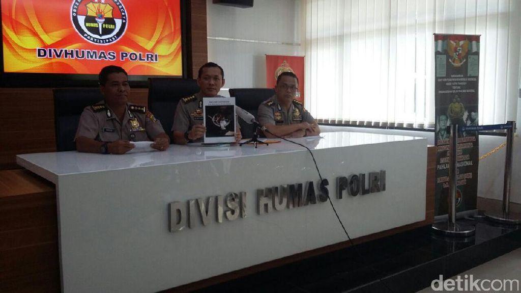 Tim Densus Kembangkan Penangkapan Teroris di Bekasi Hingga ke Jawa Timur