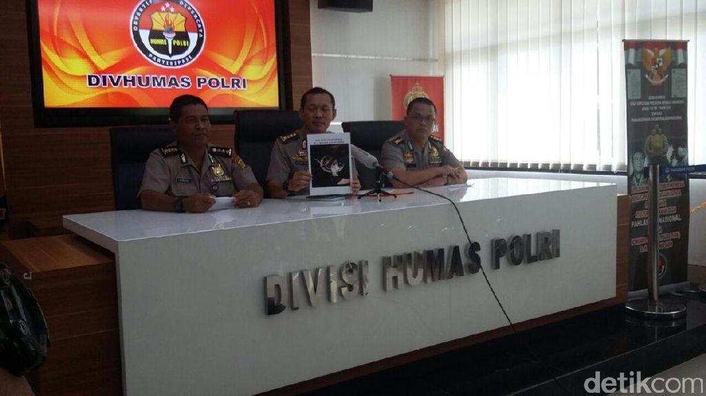 4 Teroris Kelompok Bahrun Naim Masih Diperiksa Selama 7x24 Jam