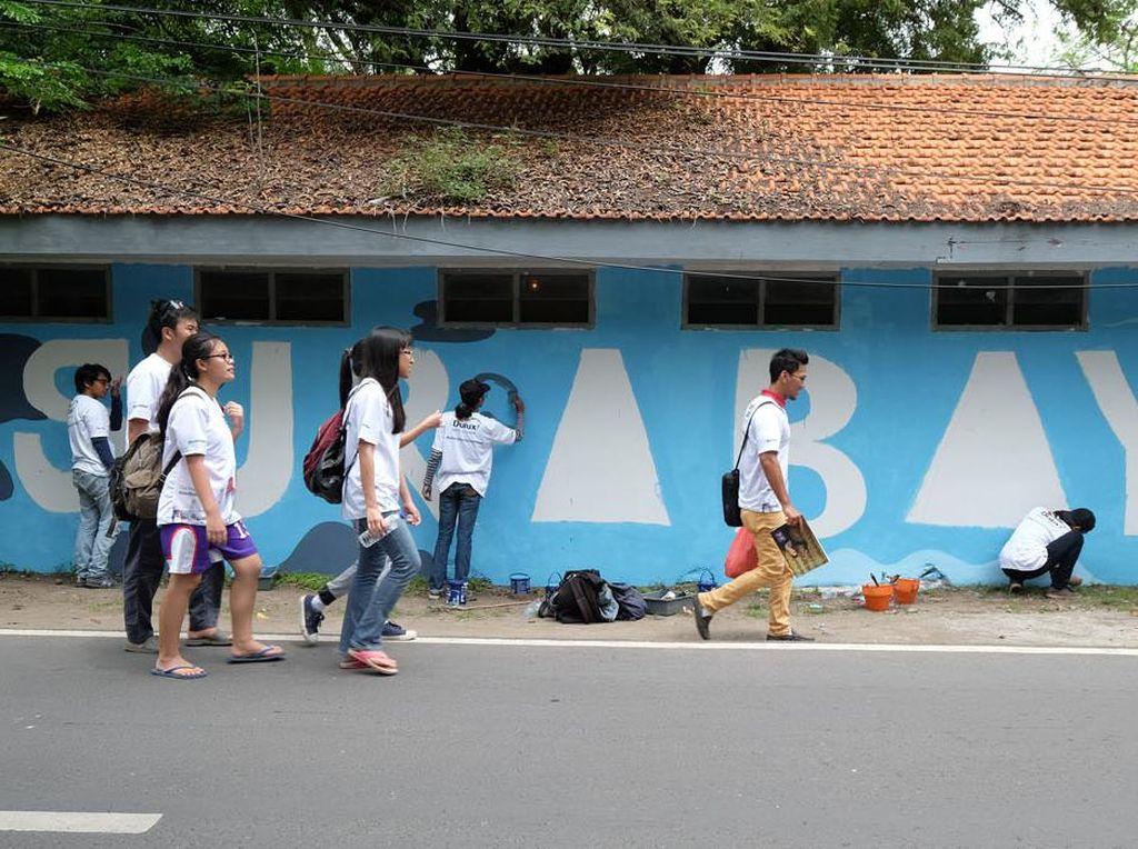 Ini Syarat Jika Ingin Menetap di Kota Surabaya