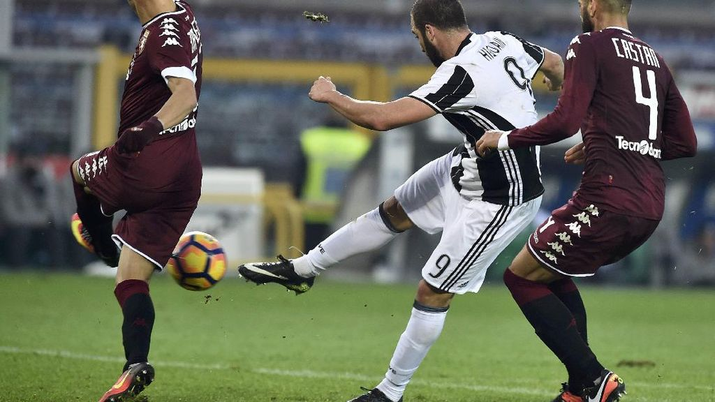 Chiellini Sebut Performa Torino Bikin Kualitas Derby della Mole Meningkat