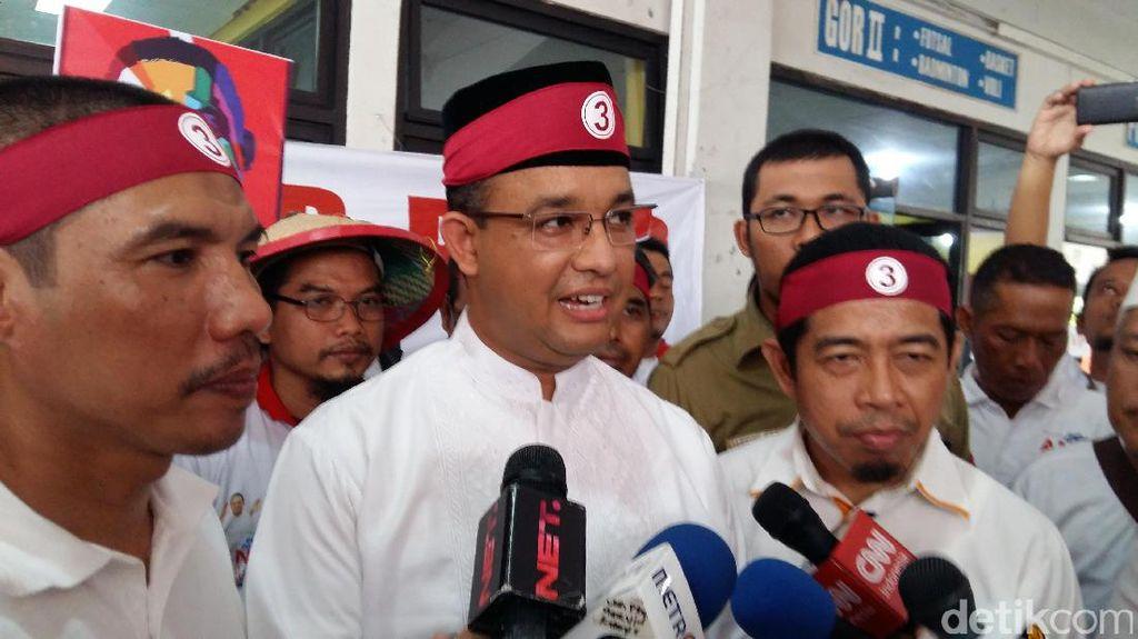 PKS Panaskan Mesin Partai, Anies: Kita Makin Yakin dan Siap