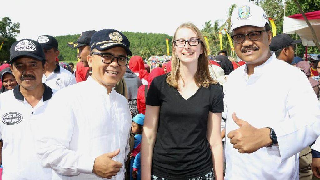 Dibuka Wakil Gubernur Jatim, Festival Rowo Bayu Berlangsung Meriah!