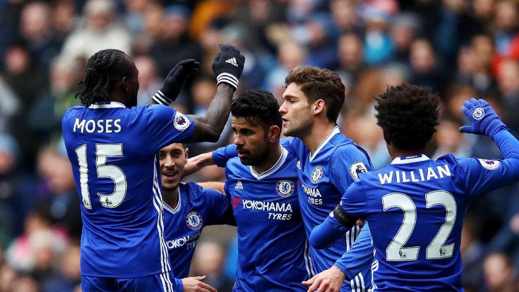 (Jangan) Menanti Kekalahan Chelsea