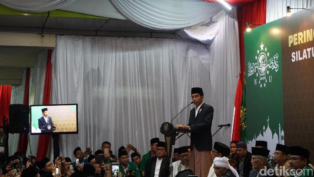 Istana Jadi Target Teror, Jokowi: Yang Namanya Teroris Tidak Lihat Tempat