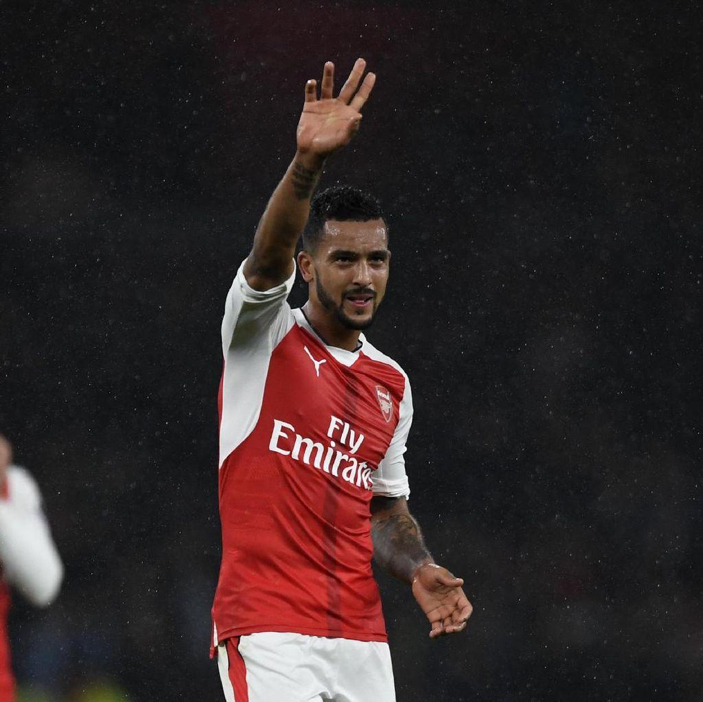 Walcott: Arsenal Tengah Berada Pada Periode yang Sip
