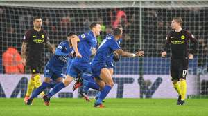 Babak I: Leicester City 3-0 Manchester City