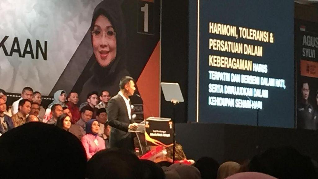 Agus Yudhoyono: Suburkan Kasih Sayang, Jangan Mudah Tebar Kebencian