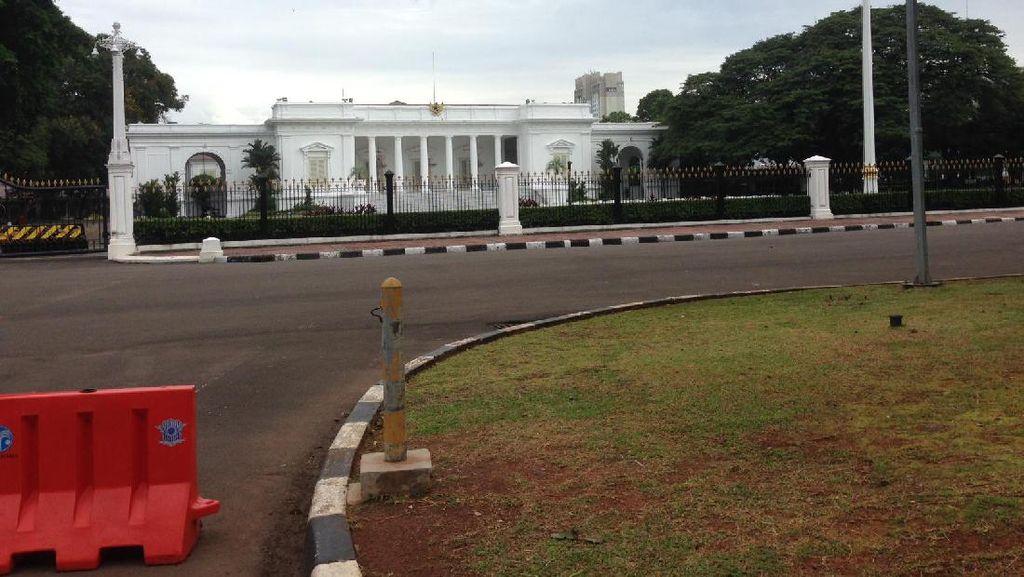 Danpaspampres Jelaskan Absennya Prosesi Pergantian Jaga di Istana Hari Ini