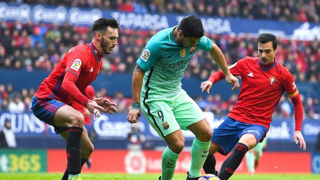 Kemenangan Penting Barca untuk Terus Menekan Madrid