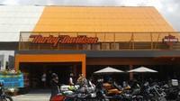 Anak Elang Tak Terima Servis Moge Bodong Harley