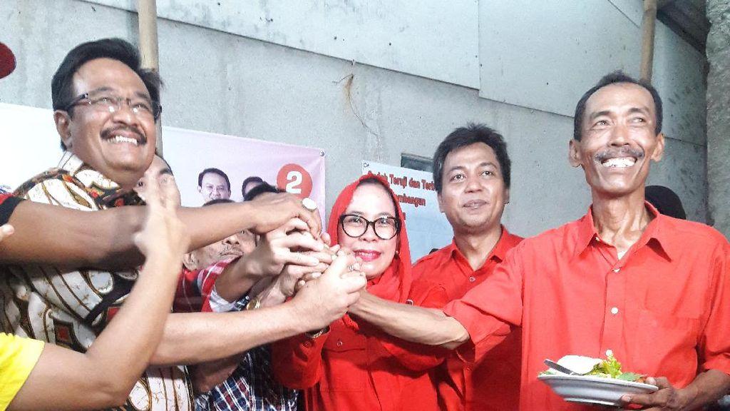 Djarot Akan Hadiri Sidang Kasus Penghadangan Kampanye Dirinya di Kembangan