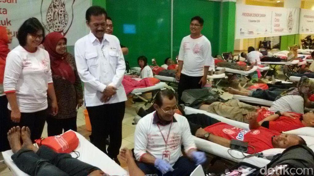 Jaga Stok Darah di Akhir Tahun, Donor Darah di Yogyakarta Diintensifkan