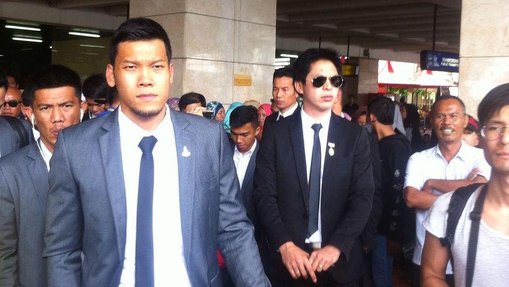 Kelelahan, Thailand Batal Gelar Latihan