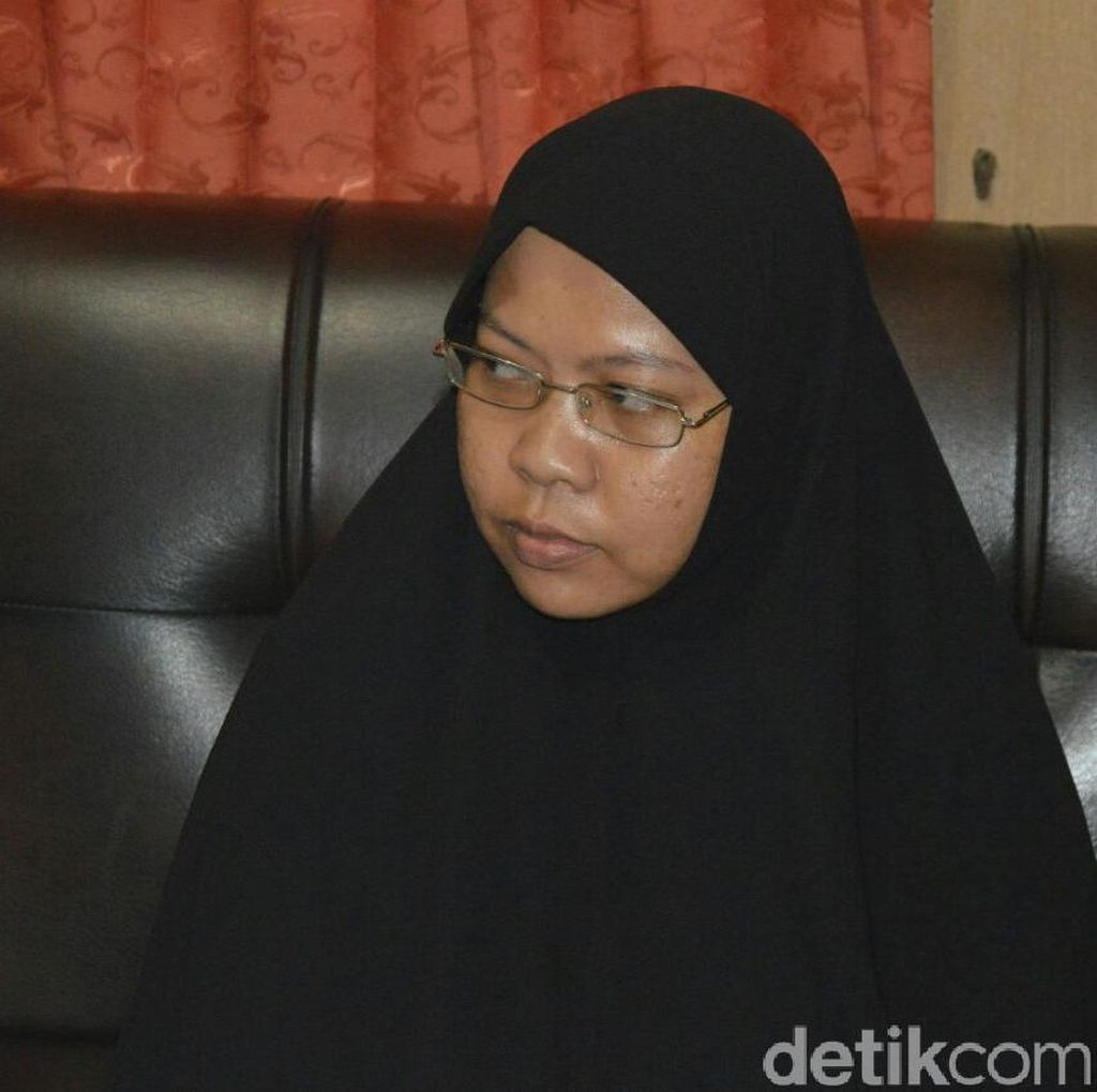 Ini Wajah Dian Si Calon Pengantin yang Ditangkap Densus 88 di Bekasi