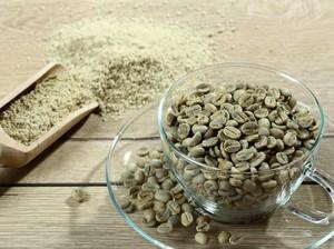 Sedang Digemari Banyak Orang, Ini Manfaat Konsumsi <i>Green Coffee</i> Bagi Tubuh