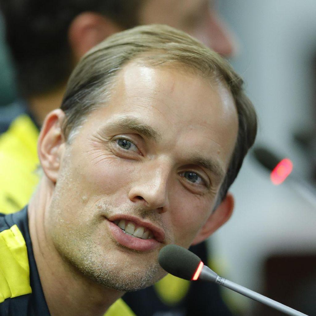 Dortmund Hadapi Benfica, Tuchel Prediksi Laga Akan Sarat Emosi