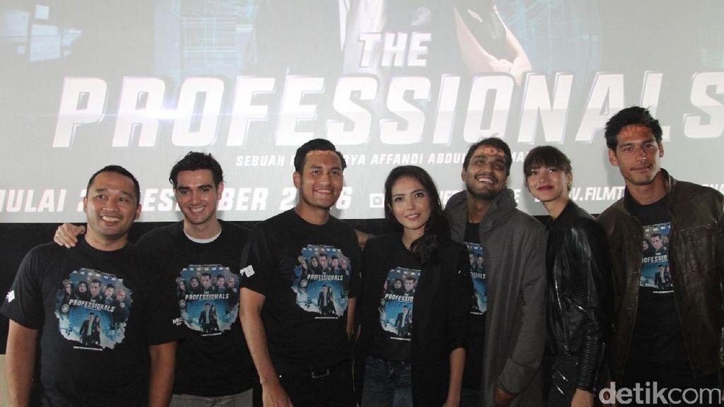 The Professionals Tayang Hari Ini