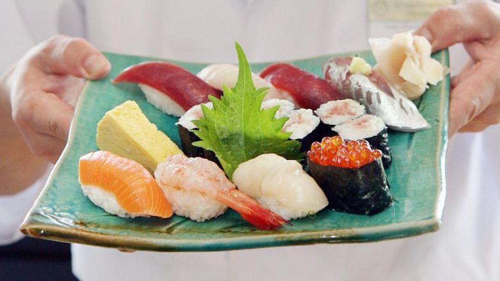 Tahun 2048 Diprediksi Sushi Tak Bisa Lagi Dinikmati di Dunia