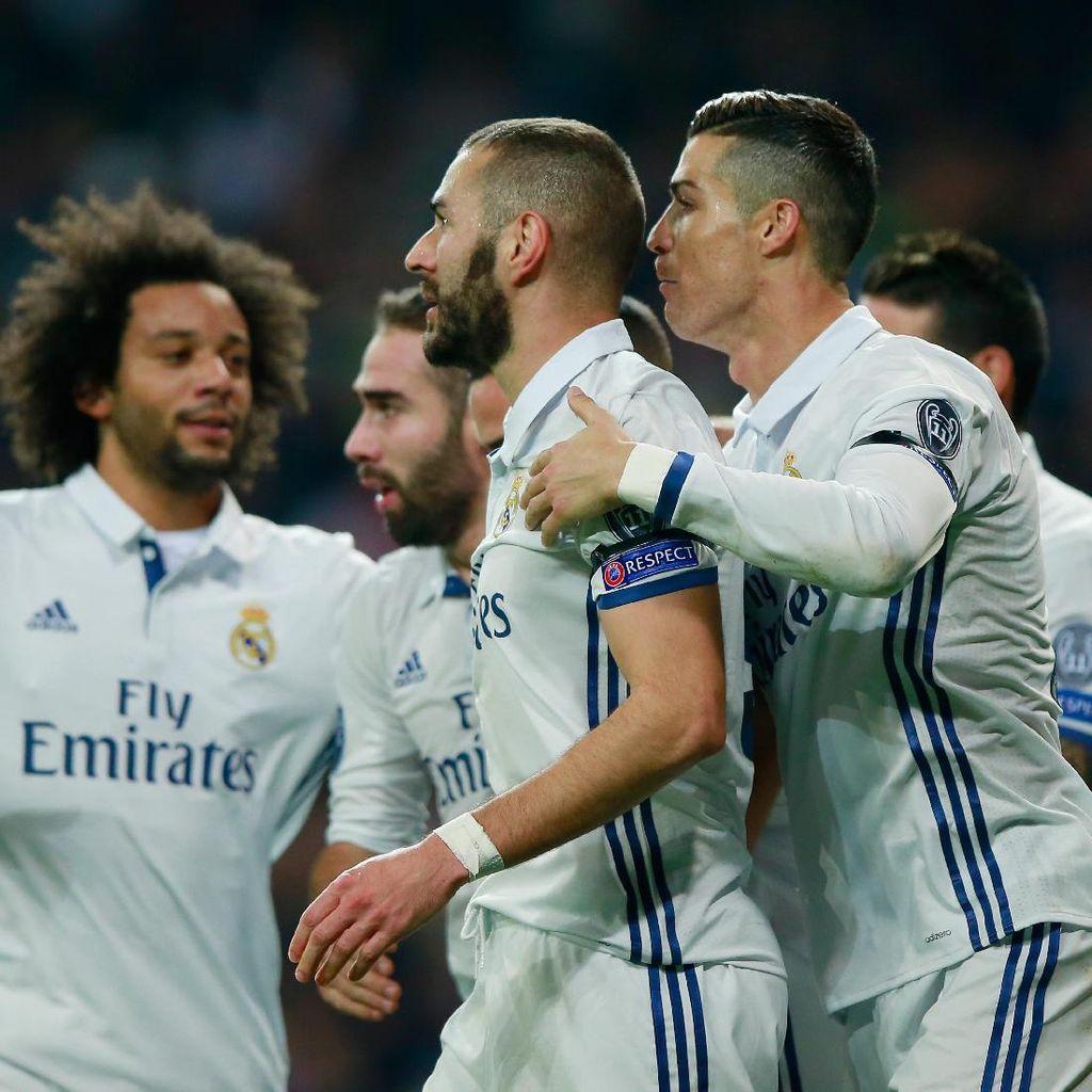 Madrid Anggap Napoli Lawan yang Amat Berbahaya