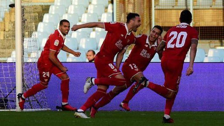 Sevilla Menang Telak Atas Celta