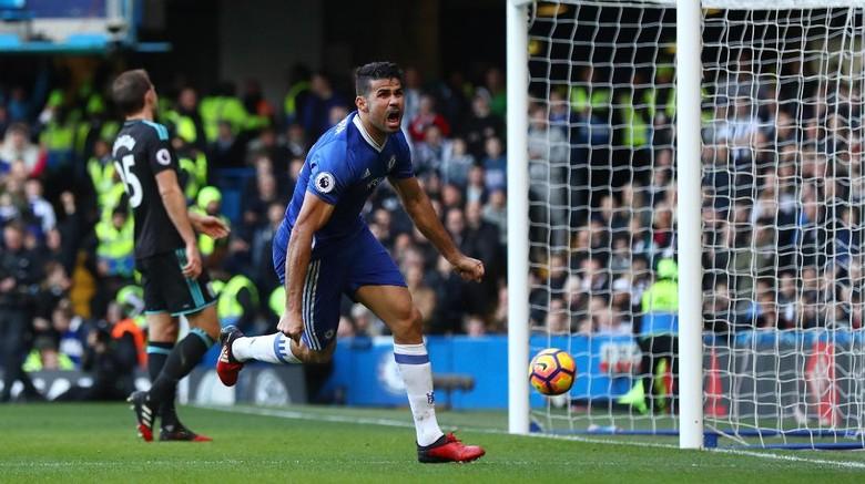 Bukan Performa Terbaik dari Costa