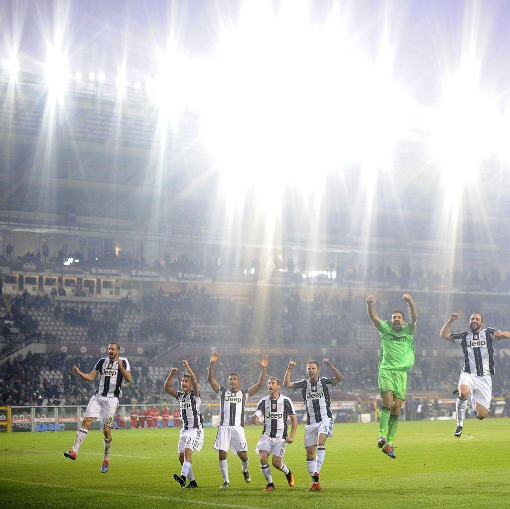 Bertemu Porto, Juventus Tak Merasa Jadi Favorit
