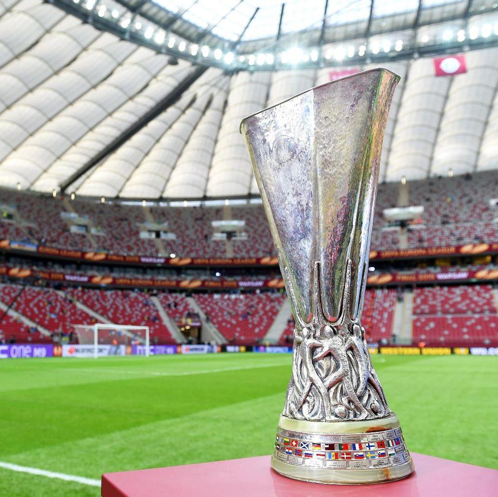 Inilah Tim-Tim yang Lolos ke Babak 16 Besar Liga Europa