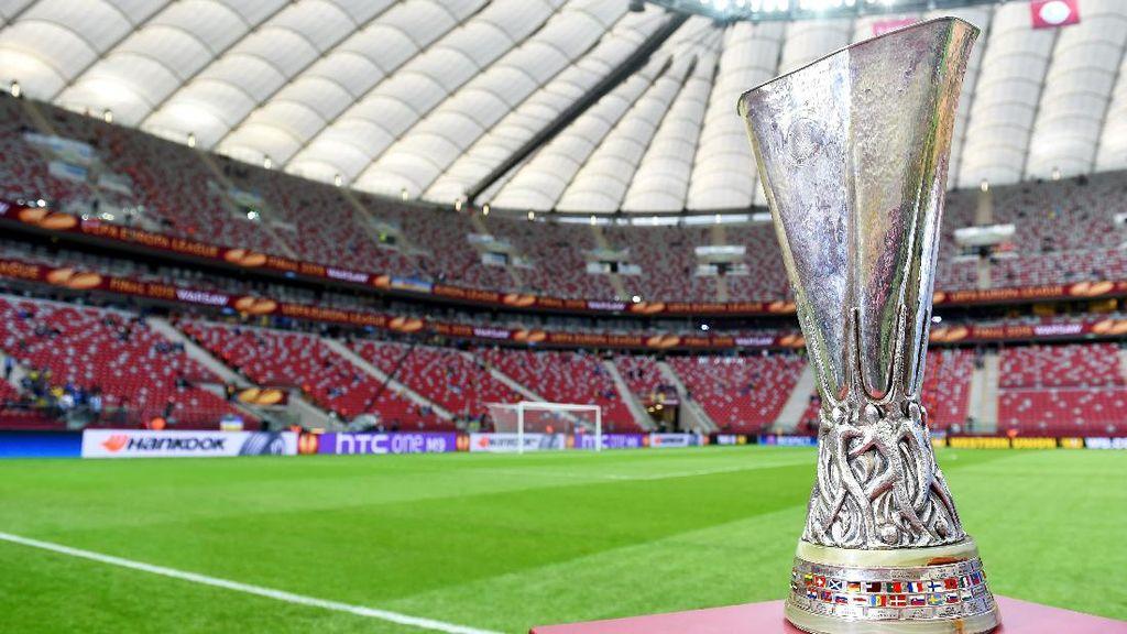 Hasil Lengkap Leg I Babak 32 Besar Liga Europa