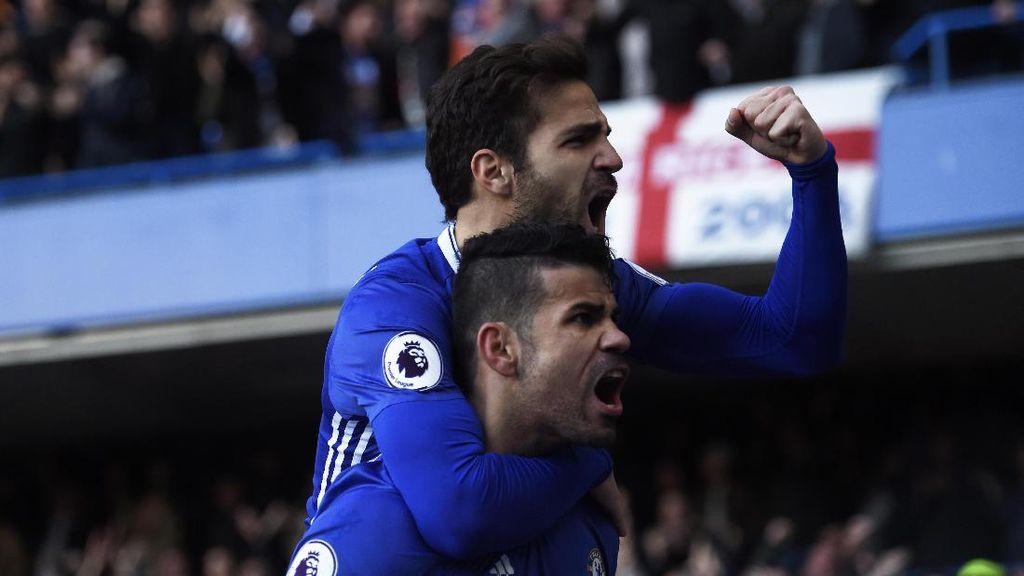 Chelsea Butuh Costa untuk Mencapai Target