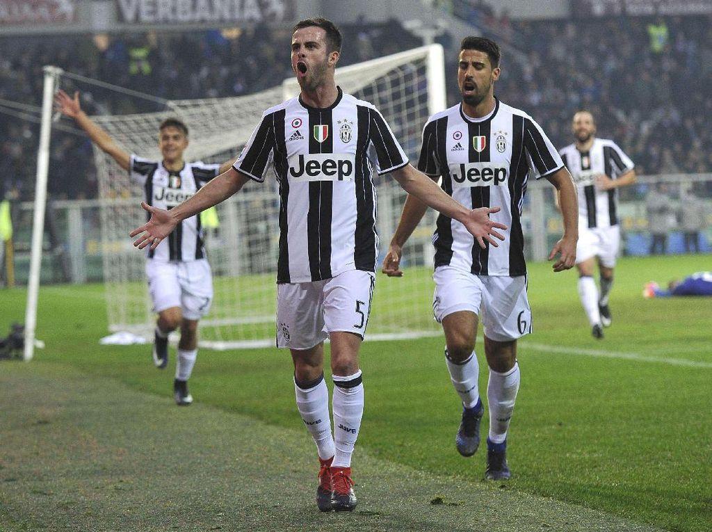 Juventus Ditinggal Pjanic Satu Bulan