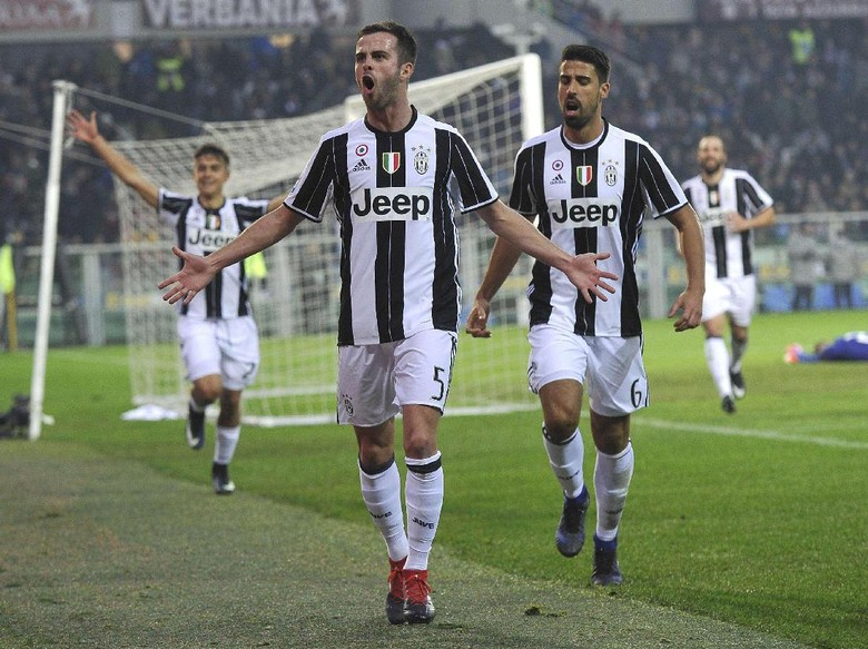 Pjanic: Jalan Juventus untuk Menangi Scudetto Masih Panjang