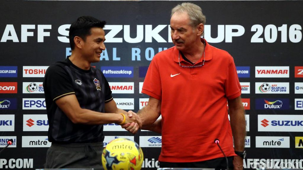 Indonesia Siap Ladeni Thailand
