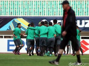 Survei: 56% Publik Jakarta Yakin Indonesia Bisa Juara Piala AFF