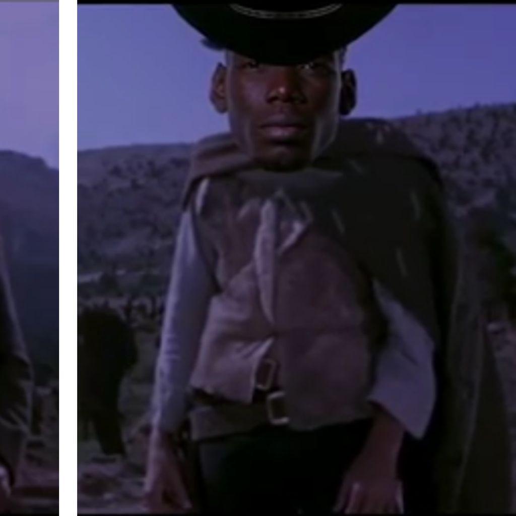 Duel Paul Pogba vs Florentin Pogba... Versi Koboi!