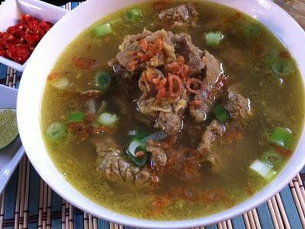 Resep Soto Daging Sapi Kuah Bening yang Gurihnya Mantul