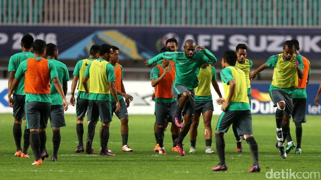 Ini Imbauan Polisi untuk Final Piala AFF di Stadion Pakansari