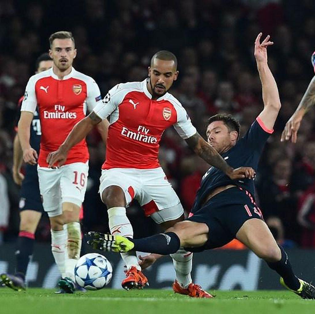 Arsenal Kembali Bertemu Bayern, Walcott: Sekarang Kami Sudah Beda