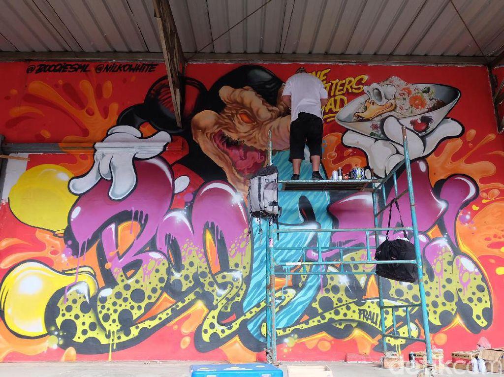 Street Dealin 10, Lebarannya Seni Jalanan Indonesia