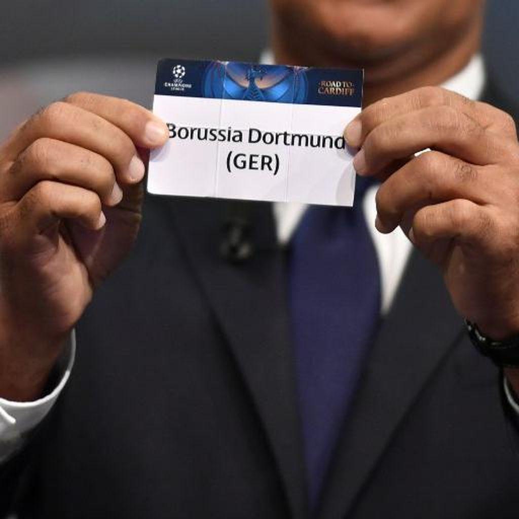 Jumpa Benfica, Dortmund Dominan atas Tim-Tim Portugal