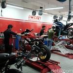 Ini Tarif Servis Motor Besar Ducati