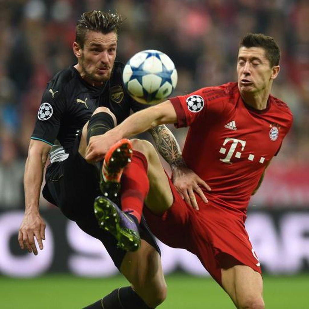Bayern Sudah Kenal Arsenal Luar-Dalam