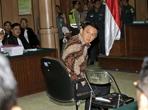 Ahok Paparkan Kebijakannya untuk Bangun Masjid, dari Belitung sampai DKI