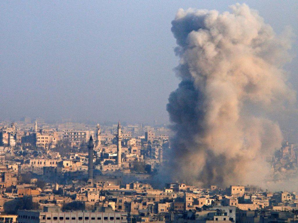 Militer dan Pemberontak Suriah Sepakati Gencatan Senjata Nasional