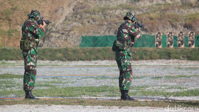 Cerita Soal Godaan Filipina ke Prajurit TNI AD Saat Lomba Tembak AARM