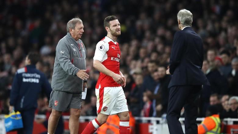 Cederanya Mustafi Jadi Tantangan untuk Arsenal