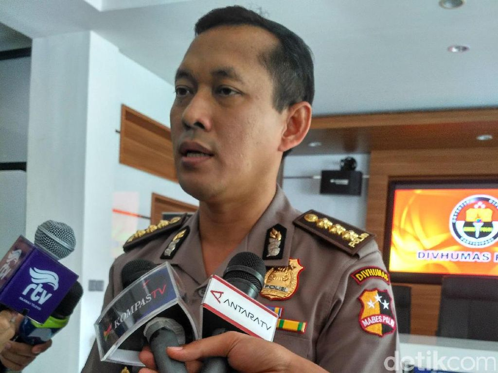 Polisi Prioritaskan Penelusuran Aliran Dana Saracen