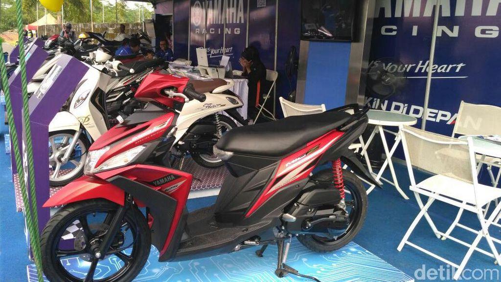 KPPU Gelar Sidang Keputusan Kartel Skutik, Yamaha Tetap Bantah