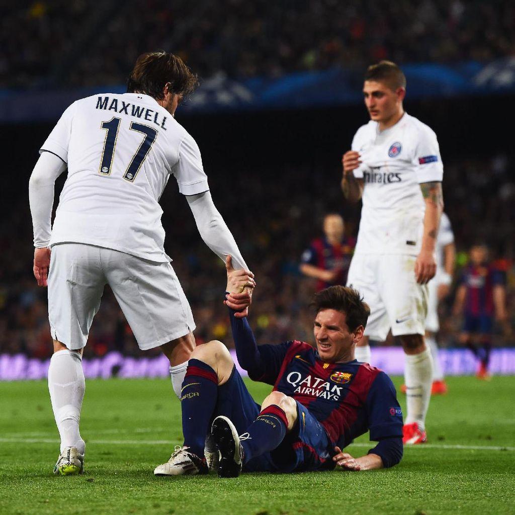 Perjumpaan Ketiga PSG-Barcelona di Fase Gugur dalam 5 Musim Terakhir