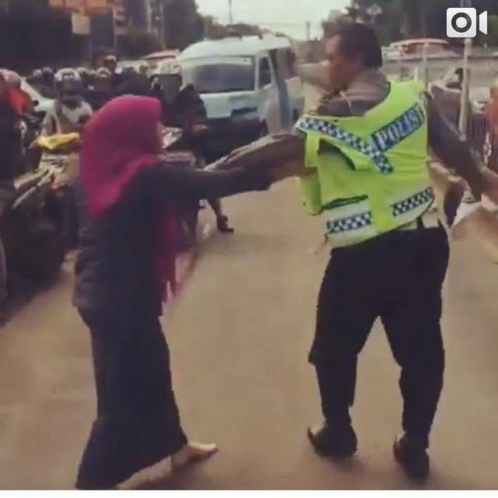 Pegawai MA yang Cakar Polisi Harus Diproses, Tak Ada Cerita Kebal Hukum